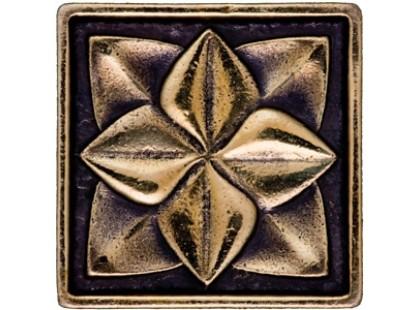 Kerlife ceramicas Country Side Декоративная Латунная (Лилия - Бронза)