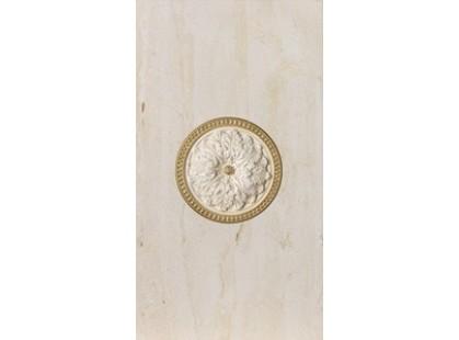 Kerlife ceramicas Daino royal Dec. Versalles Crema