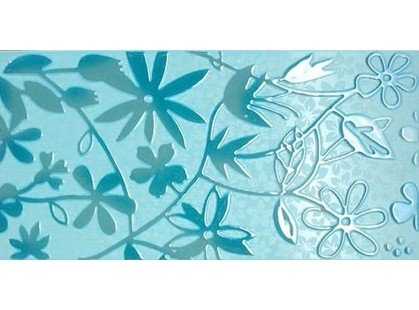 Kerlife ceramicas Elegance Dec. Samara Azul