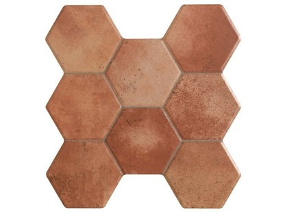 Kerlife ceramicas Hexagonal Pav. Terra Beige