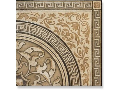 Navarti Imperial Dec. Alhambra Marron (1 шт.- 1/4 декора)