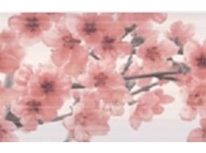 Keros Line Decor Gline Flores Burdeos