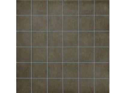 La Fabbrica Ceramiche 5th Avenue Мозаика 5x5 на сетке Chocolate Waves
