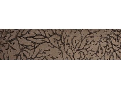 La Fabbrica Ceramiche Fifth avenue Shining Coral Chocolate Lapp. E Rett. 15x60