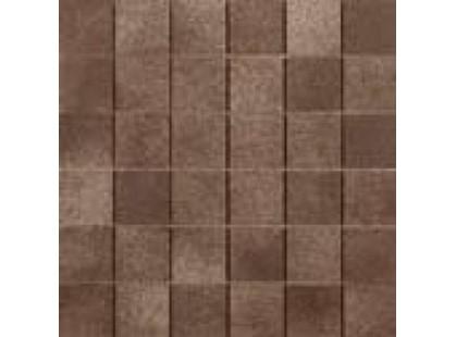 La Fabbrica Ceramiche Fusion Mosaico Liscia Bronze 32,6x32,6