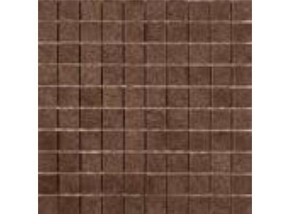 La Fabbrica Ceramiche Fusion Mosaico Liscia Bronze 32,6x32,6-2