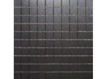 La Fabbrica Ceramiche Fusion Mosaico Liscia Titanium 32,6x32,6-2