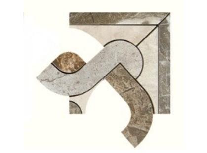 La Fabbrica Ceramiche Thrill Naturale Angolo Treccia 10