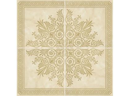 La Platera Duomo Dec. Quorum Beige Oro (4шт по 45х45)