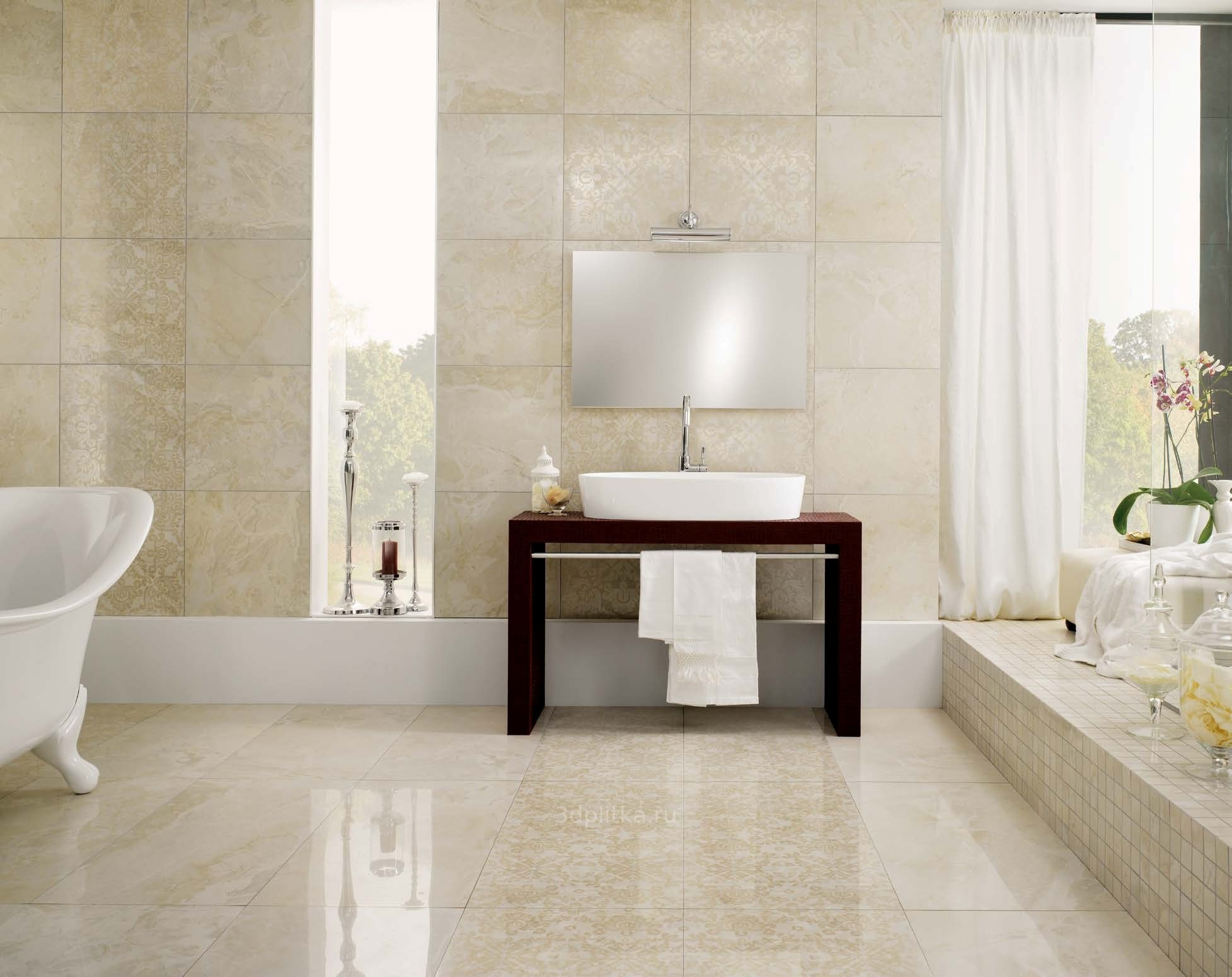 Smart floor tiles