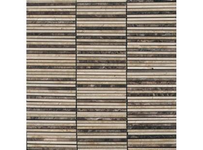 L`antic colonial Capuccino Mosaico Aichi Browns