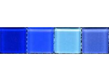 L`antic colonial Glass Mosaics Listel Ice Marino