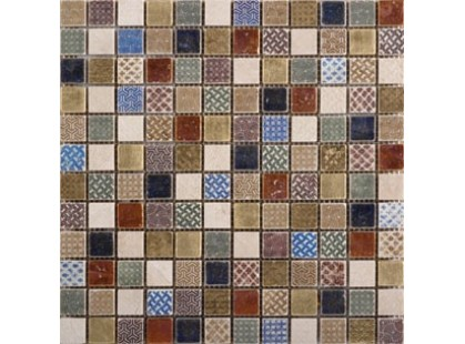 L`antic colonial Mosaicos Ancient Bath 2.3x2.3