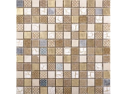 L`antic colonial Mosaicos Ancient Street 2.3x2.3