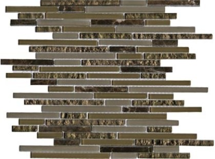 L`antic colonial Mosaicos Eternity Mini Strip Emperador