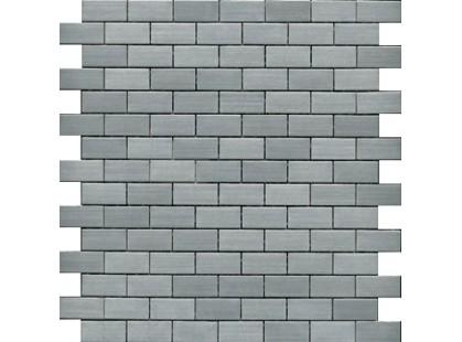 L`antic colonial Mosaicos Mosaico Brick Acero