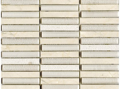 L`antic colonial Mosaicos Time Text Linear Cream 1,5x10