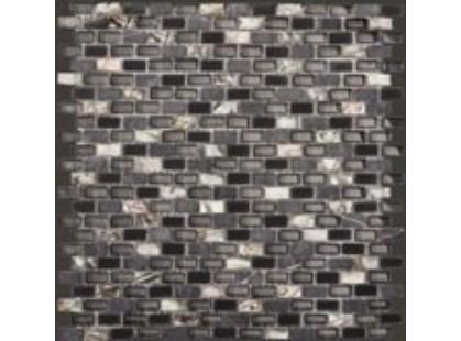L`antic colonial Mosaicos Tribal Pearl Black