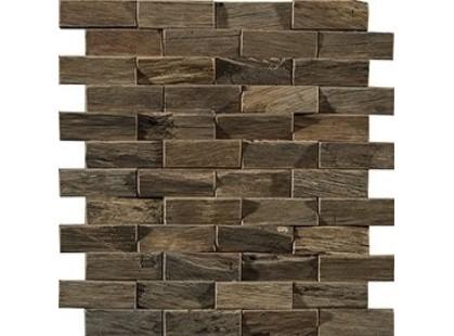 L`antic colonial Mosaicos Wood Brick Antique