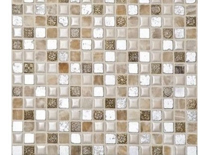 L`antic colonial Mosaics Collection L150901201 Imperia Onix Golden
