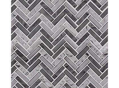 L`antic colonial Mosaics Collection L241710711 Harmony Arrow Coltan