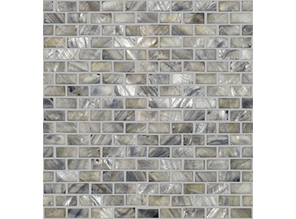 L`antic colonial Mosaics Collection L241710681 Victorian Mother Of Pearl Grey