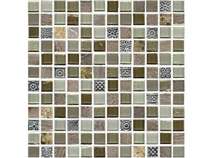L`antic colonial Mosaics Collection L242521741 Tecno Glass Country