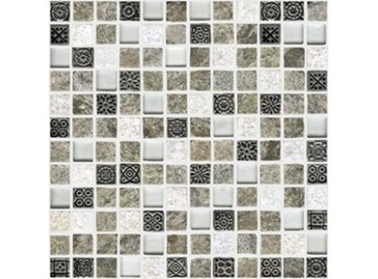 L`antic colonial Mosaics Collection L242521731 Tecno Quarz Emerald