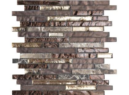 L`antic colonial Mosaics Collection L244000961 Treasures Bronz. Emper. Strip