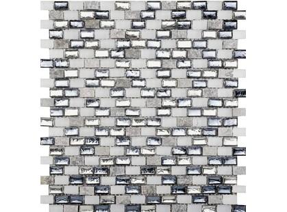 L`antic colonial Mosaics Collection L242601671 Treasures Mist Shannan (1.2x2)