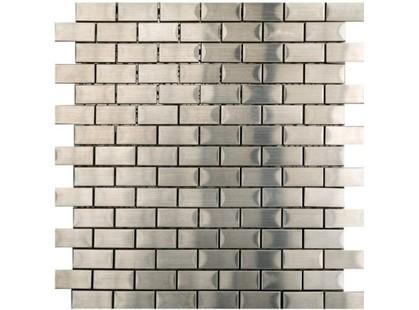 L`antic colonial Noohn Stone Mosaics L159800271 Brick Acero (2x4)