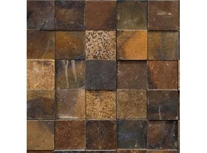 L`antic colonial Noohn Stone Mosaics L108010901 Nepal Décor 2,3x2,3cm