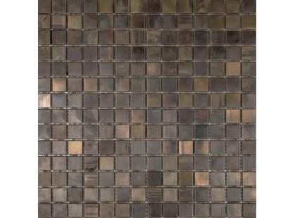 L`antic colonial Steel Mosaics Mosaico Cobre 2x2 Malla