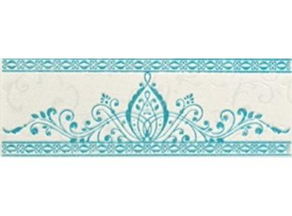 Lasselsberger (LB-Ceramics) Анастасия орнамент бело-голубой 1501-0088