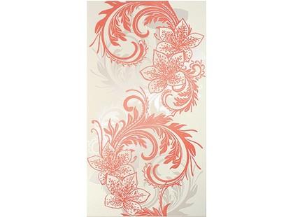 Lasselsberger (LB-Ceramics) Азур Крем бело-алый 1645-0052