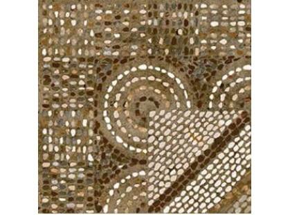 Lasselsberger (LB-Ceramics) Гарден 5032-0227 Орнамент коричневый