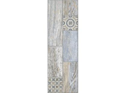 Lasselsberger (LB-Ceramics) Индиго 3606-0028 Декор голубой