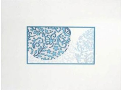 Lasselsberger (LB-Ceramics) Ирис Синий Аврора 1 (1634-0076)