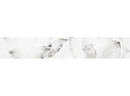 Lasselsberger (LB-Ceramics) Каррарский Мрамор 1504-0145 Бордюр цветы