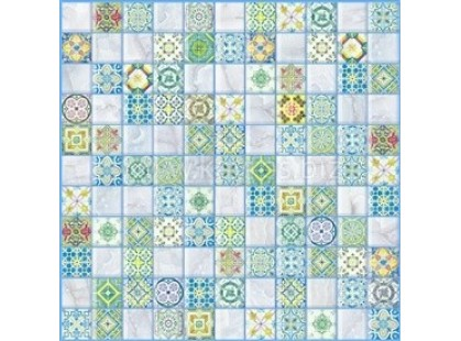 Lasselsberger (LB-Ceramics) Орнелла 6035-0184 Синий