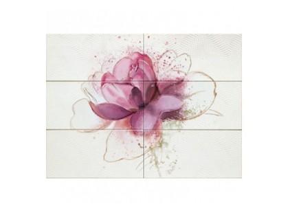 Latina ceramica Albina Mural Babel Rosa (6)