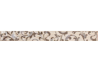 Latina ceramica Aris List. Aris Marron Т.-бежевый