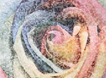 Latina ceramica Atrium Mural