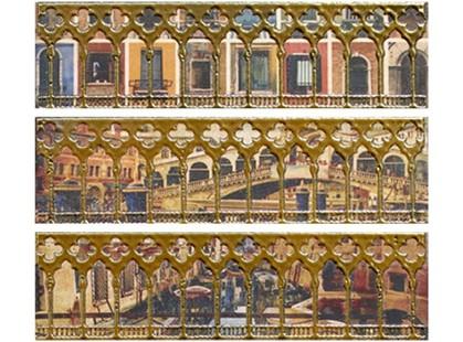 Latina ceramica Aurea Cenefas Venezia  (в ассортименте)
