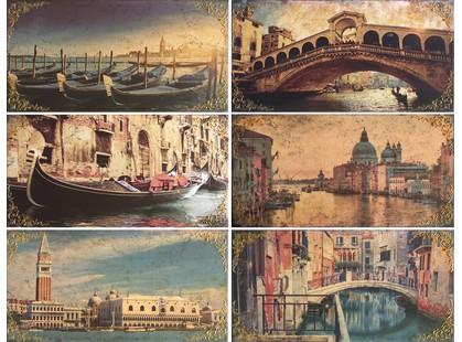 Latina ceramica Aurea Conjunto Venezia  ( из 6 пл)