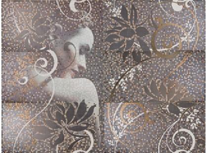 Latina ceramica Aurea Mural Lola 6 Piezas ( из 6 плиток)