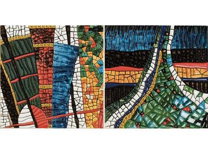 Latina ceramica Gaudi Mural 3 of 6P