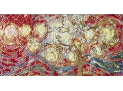 Latina ceramica Haya Mural