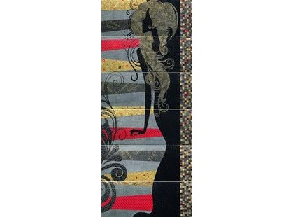 Latina ceramica Tribeca Mural Queens 6 pz  (комплект из 6 штук)