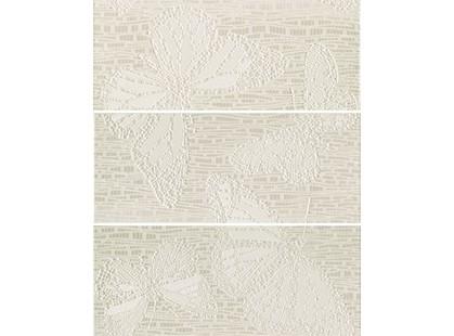Latina ceramica Vento Bianco Mural (комплект из 3 плиток)